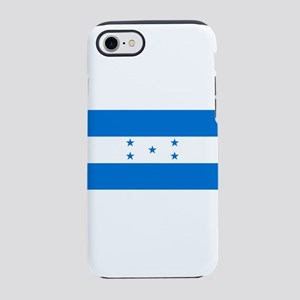 Flag of Honduras - Bandera H iPhone 8/7 Tough Case