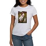 Windflowers & Boxer Women's T-Shirt