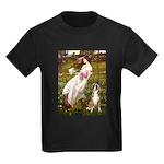 Windflowers & Boxer Kids Dark T-Shirt