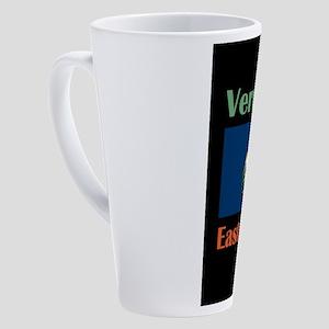East Barre Vermont 17 oz Latte Mug