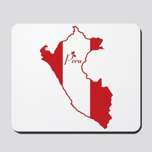 Cool Peru Mousepad