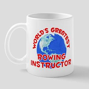 World's Greatest Rowin.. (F) Mug