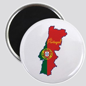 Cool Portugal Magnet