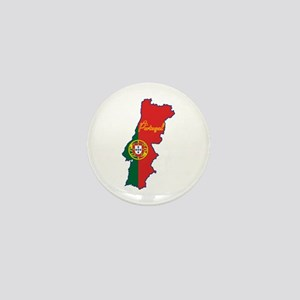 Cool Portugal Mini Button
