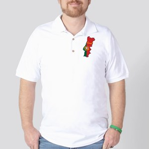 Cool Portugal Golf Shirt