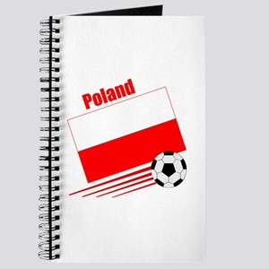 Poland Soccer Team Journal