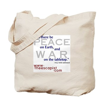 H.G. Wells/Perfect World Tote