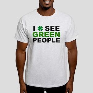 Green People Light T-Shirt