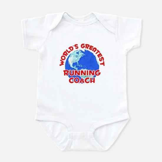 World's Greatest Runni.. (F) Infant Bodysuit