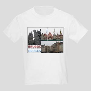 Kids Light T-Shirt - Brugge/Bruges