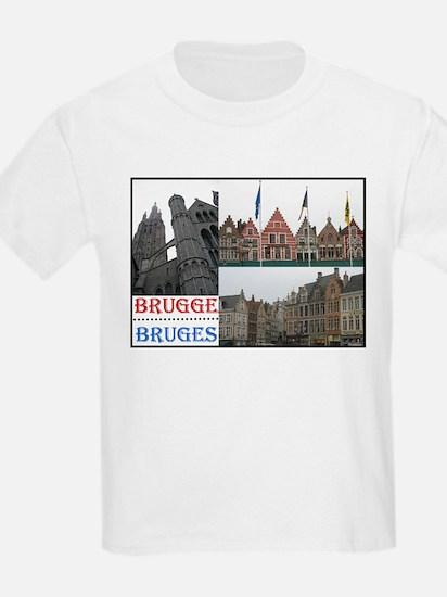 T-Shirt - Brugge/Bruges