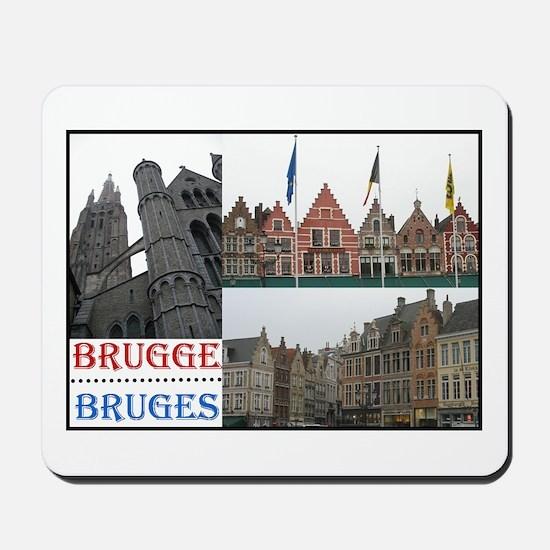 Mousepad - Brugge/Bruges