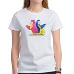 NOW WHAT'S OUR MEMORY VERSE? Women's T-Shirt