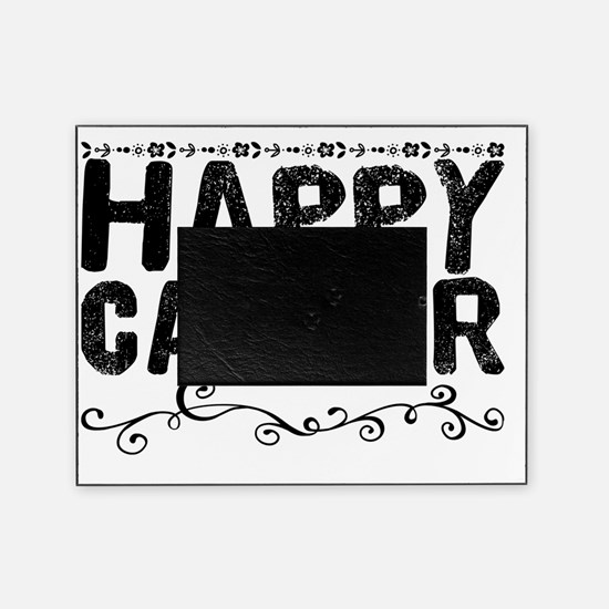 Happy camper t Picture Frame