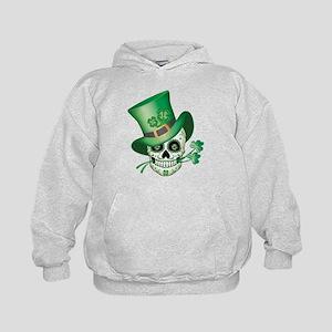 Irish Sugar Skull Sweatshirt