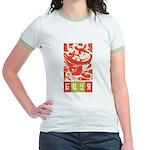 Bear - Jr. Ringer T-Shirt
