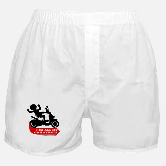 TotalRuckus.com Boxer Shorts