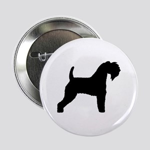 "Kerry Blue Terrier 2.25"" Button"