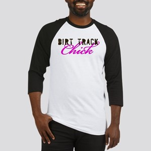 Dirt Track Chick Baseball Jersey