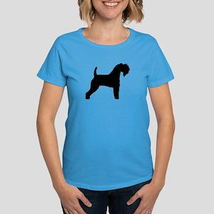 Kerry Blue Terrier Women's Dark T-Shirt
