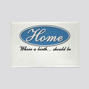 Home-ford Rectangle Magnet