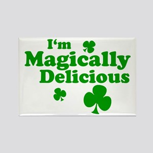 I'm Magically Delicious Rectangle Magnet