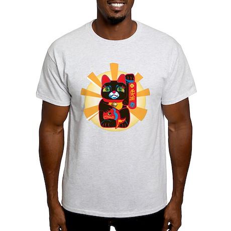 LUCKY BLACK CAT Light T-Shirt