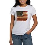 Old Glory Flag Women's T-Shirt
