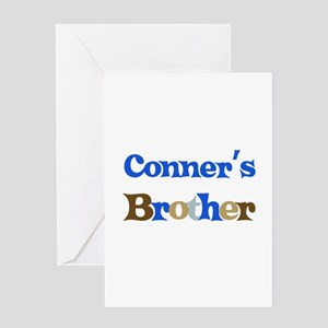 Conner's Brother Greeting Card