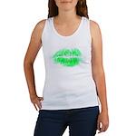 Irish Kiss Women's Tank Top