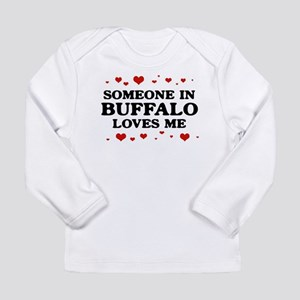 Loves Me in Buffa Long Sleeve T-Shirt