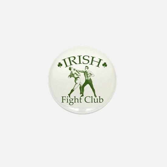 Irish Fight Club GR Mini Button