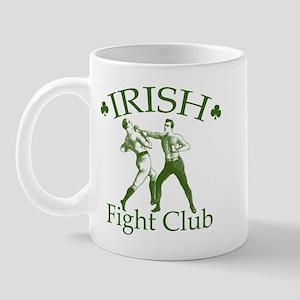 Irish Fight Club GR Mug