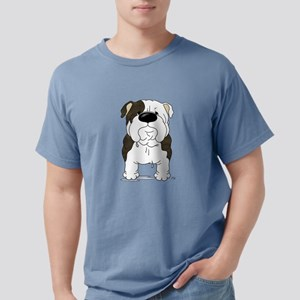 Big Nose Bulldog T-Shirt