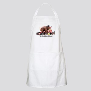 Bear Witness Light Apron