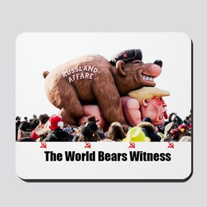 Bear Witness Mousepad