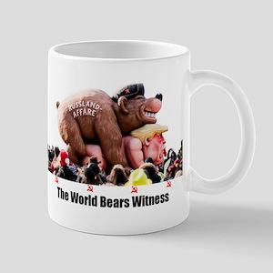 Bear Witness Mugs