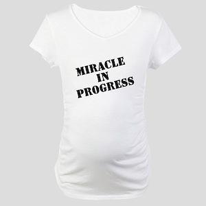 Miracle1 Maternity T-Shirt