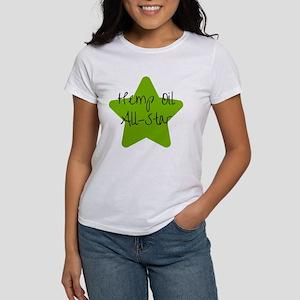 Hemp Oil All Star T-Shirt
