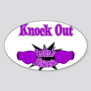 product name Sticker (Oval)