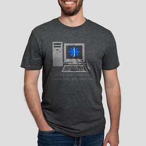 product name Mens Tri-blend T-Shirt