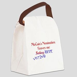 mccain Canvas Lunch Bag