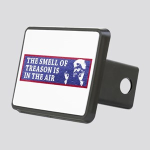 The Smell Of Treason Is In Rectangular Hitch Cover