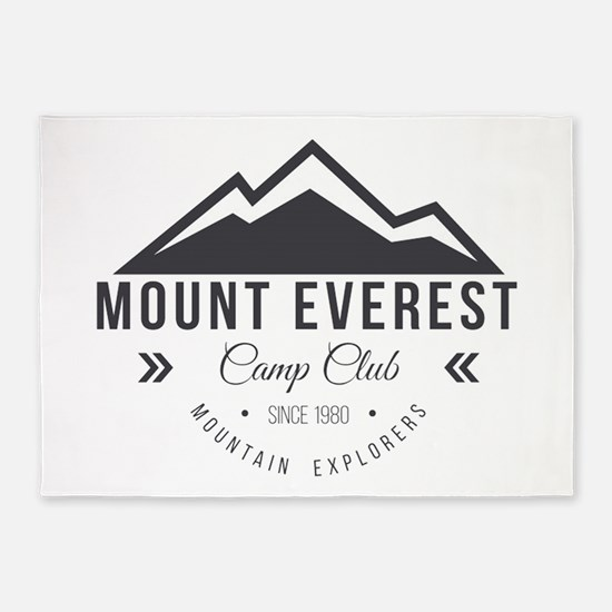 Mountian Explorer 0004 5'x7'Area Rug