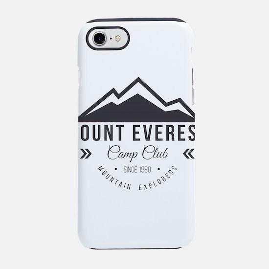 Mountian Explorer 0004 iPhone 8/7 Tough Case