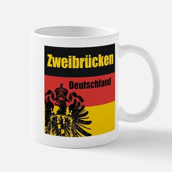 Zweibrücken Deutschland Mug