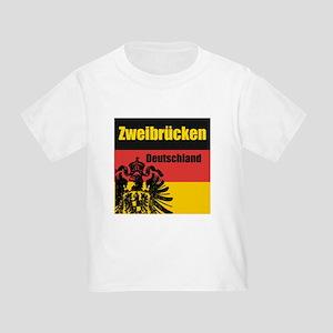 Zweibrücken Deutschland  Toddler T-Shirt