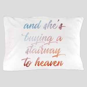 Stairway To Heaven Pillow Case