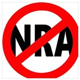 Anti nra Wrapped Canvas Art