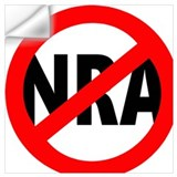 Anti nra Wall Decals